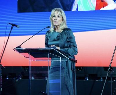 Dr. Jill Biden Lauds Vision for Ocean Conservation and Climate Literacy Museum in San Francisco