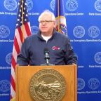 Minnesota Gov. Calls For 'Full Mobilization' Of National Guard Amid George Floyd Protests