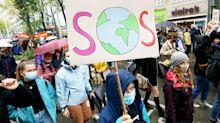 Climate advocates march and look to federal government for more action