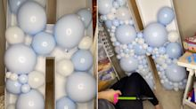 A balloon artist sparked a debate on TikTok after she revealed that she charged $300 for her creations