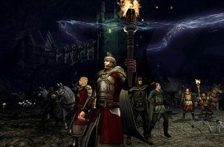 LotRO's Paths of the Dead coming July 14