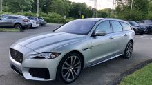 2018 Jaguar XF S Sportbrake: The cure for SUV fatigue