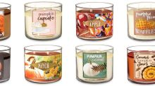 Stop Everything: Bath and Body Works Just Released Their New Fall 2018 Candle Collection