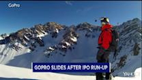 GoPro slides; Rackspace soars; Constellation Brands shines