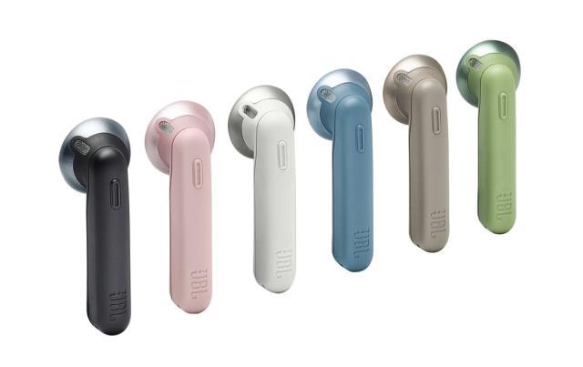 JBL reveals a colorful $100 AirPod alternative