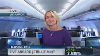 JetBlue's move into 'first class'