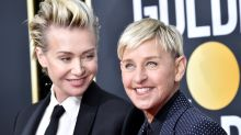 Portia de Rossi speaks out amid campaign to support Ellen DeGeneres: 'We see you'