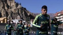 Palmeiras inicia preparação para a volta da Libertadores na Bolívia