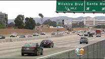 Metro Opens 10-Mile Stretch Of NB 405 Carpool Lane Through Sepulveda Pass