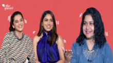 Taapsee & Bhumi Reveal How Akshay Is a Part of 'Saand Ki Aankh'