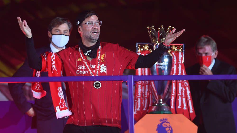 Liverpool schedule: 2020-21 Premier League season