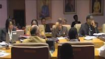 Pay cuts for council members