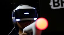 VR needs more competition to build audience, top player Sony says