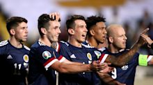 Scotland beat Cyprus to go third in Euro 2020 qualifying Group I