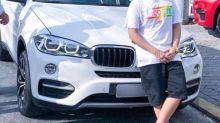 MC G15 compra BMW de R$ 450 mil aos 19 anos