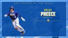 Preece Crowned OVC Baseball Player of the Week