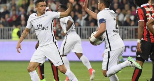 Foot - L1 - PSG - Marquinhos : «Notre jeu n'était pas en place»