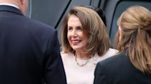 Pelosi to visit 'seamless' Northern Ireland border