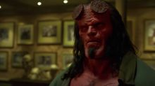 David Harbour saves the world in devilishly fun new 'Hellboy' trailer