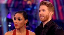 Strictly: Motsi Mabuse's Comments About Alex Scott's 'Downstairs' Had Shirley Ballas (And Everyone Else) Giggling