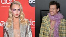 Harry Styles and Cara Delevingne shortlisted for British LGBT Awards