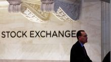 Stocks sink again as materials costs and interest rates rise