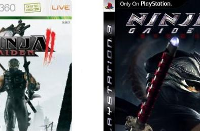 Ninja Gaiden Sigma 2 box art revealed, Only For PlayStation