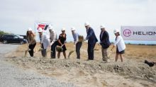 Helion Energy Breaks Ground on Site of Its Next-Generation Fusion Facility in Everett, Washington