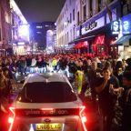 Coronavirus: Packed Soho scenes spark concern as pubs and bars reopen