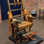 In South Carolina, death row inmates must now choose between the electric chair and a firing squad