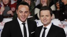Ant and Dec gatecrash 'This Morning' on Phillip Schofield and Holly Willoughby's anniversary