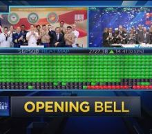 Opening Bell, May 21, 2018