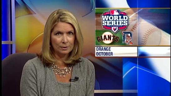 Central Coast Giants fans prep for World Series