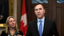 Liberals to release fiscal update before Christmas, Morneau says