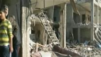 In Syria, Bomb Blasts and Possible Rebel Win