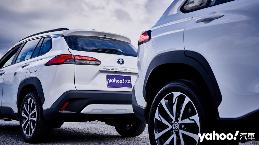 目標明確的新世代跨界之霸!Toyota Corolla Cross 1.8 Hybrid旗艦版花蓮試駕! - 7