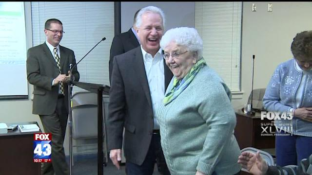82-Year-Old Woman Finally Gets High School Diploma