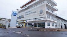 Volkswagen gambles on ride-hailing to break through African roadblocks