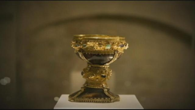 Experts Claim They've Found the Holy Grail