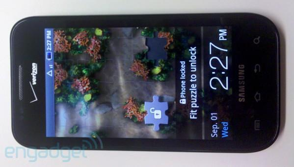 Samsung Fascinate arriving in Verizon stores, early September launch seems a given