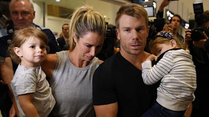 Candice Warner reveals 'she lost unborn baby'