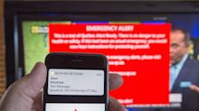 Stay alert for a Canada-wide alert message scheduled for Nov. 27