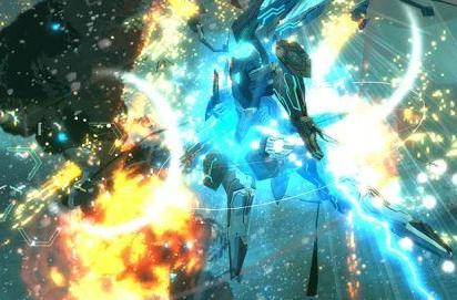 Zone of the Enders on PSP