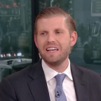"Media Decries, Eric Trump Applauds Dad's ""Fun"" Praise Of Congressman's Assault On Reporter"