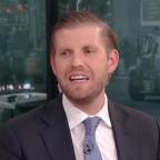 "Media Decries, Eric Trump Applauds Dad's ""Fun"" Praise Of Congressman's Assault On Reporter"
