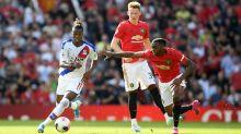 Man Utd star Wan-Bissaka says Zaha tests braced him for Premier League life