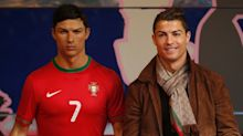 Cristiano Ronaldo has a hair stylist visit a wax museum once a month to make sure the hair on his wax statue is perfect