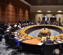 Police called on diplomats as APEC summit tensions boil over