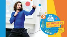 Joe Wicks kicks off Children In Need 24-hour PE challenge with live HIIT class