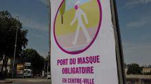 """Port du masque obligatoire en extérieur en Mayenne : """"C'est une course-contre-la-montre"""" estime un médecin du département"""